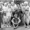 Ei saa mitte vaiki olla: hetk EÜE '84 kokkutulekult Karksi-Nuias.