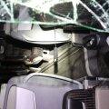 FOTOD | Lux Expressi reisibuss sõitis Lihula kandis teelt välja ja paiskus külili