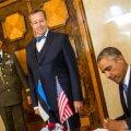 Obama ja Ilvese kohtumine