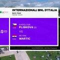 TÄISPIKKUSES | Tennis: Rooma turniiri poolfinaalid: Karolina Pliskova - Petra Martic