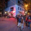 Võib eeldada, et troopiline öö meelitab noori pealinna ühte suurimasse ööelu mekasse Telliskivisse.
