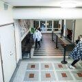 Westholmi Gümnaasium. Foto on illustratiivne.