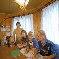 KODUÕPE ON ELUSTIIL: Seitsme poja ema Riin Verlini maksimum on olnud neli õpilast korraga. INGMAR MUUSIKUS