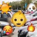 VIDEO | Ära jäta last üksi autosse! Vaata, kui kiiresti muudab suvine päike salongi talumatult kuumaks