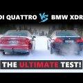 VIDEO: kumb nelikvedu siis ikkagi parem on, kas Quattro või xDrive?