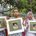 Bangladeshis mõisteti 19-aastase tüdruku süütamise eest surma 16 inimest