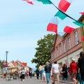 VIDEO: Itaalia veinipidu ja muusikafestival tõid Haapsallu tuhanded inimesed
