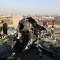 """Iraan nimetas enda süüdistamist Ukraina reisilennuki allatulistamises """"suureks valeks"""""""