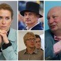 Самые влиятельные эстонцы на период председательства в ЕС: кто они?