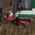 Liiklusõnnetus Laagna teel