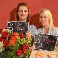 Arteflorando lilleseadevõistluse võitjad Triinu Täpsi ja Kristel Otsason.