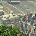 VIDEO | Maduro teatas putšikatse tõrjumisest: sada inimest sai viga