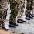Briti ja Eesti kaitseväelased Tapal 21.12.2019