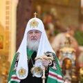 Patriarh Kirill rääkis juba palja silmaga näha olevast maailma lõpust