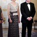Julged valikud! Kolm Soome naist lähevad presidendi vastuvõtule reklaamplagudest tehtud kleitides