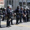 Politsei märulipatroll 27. augustil San Fransiscos