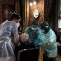 Saksamaal ollakse vaktsineerimisega alles 80-aastaste juures. Samas tempos jätkates jõutakse 70-aastasteni alles aasta pärast, arvab Villa