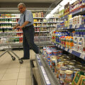 Московский корреспондент ERR: москвичи в панике скупают самые редкие деликатесы