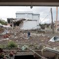 Stepanakerti elanike kodud on rusudes.