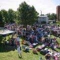 FOTOD: Tabasalu päeva külastas rekordarv inimesi