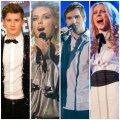 """ÜLEVAADE   Kes on """"Eesti otsib superstaari"""" praegustest võitjatest saavutanud kõige rohkem edu?"""