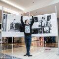 Eesti pressifoto aastanäituse avamine Viru Keskuses