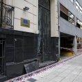 Argentina pealinnas kärgatas plahvatus Euroopa Liidu kontorihoone ees