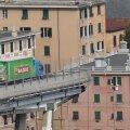 FOTOD | Genova sillavaringu sümboliks saanud veoki juht: surusin täiega pidurit ja tagurdasin