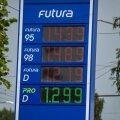 Tallinna tanklate hinnad