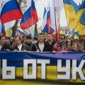 Nemtsov: Moskvas toimub rahumarss Venemaa fašistlikuks muutmise vastu