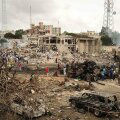 FOTOD JA VIDEO   Somaalia pommiplahvatuse ohvrite arv on tõusnud üle 300
