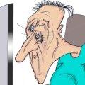 Kui teed teistele silmad ette, ära aja nina püsti!