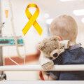 Vähidiagnoosi saanud laste ja nende perede tugiisik Luive: vähk on justkui maraton, kus finišit ei näe