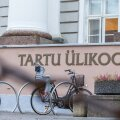 Tartu Ülikooli peahoone 20.02.17