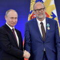 VIDEO | Kremlis Putinilt ordeni saanud Müllerson: Venemaast on saanud mitmepooluselise maailma asendamatu poolus