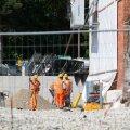 Пострадали ли крупные строительные фирмы от отъезда украинцев и готовы ли они брать на работу местных?
