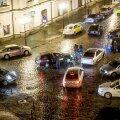 Taksod öises Tallinnas