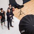 Uuesti elule turgutatud Tartu Ülikooli korvpallimeeskond
