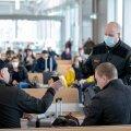 Soome piirivalvurid Tallinna sadamas: 99% usub nõuandeid, aga väike osa läheb ikka õnne proovima