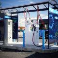 В Таллинне открылась крупнейшая в Эстонии станция заправки сжатым газом
