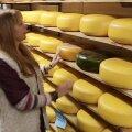 Aasta Põllumees 2020 kandidaat Erika Pääbus, Andre juustufarm