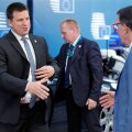 Jüri Ratas Euroopa Liidu juhtide kohtumisel Brüsselis