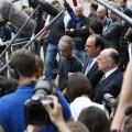 President Hollande: kirikuründajad nimetasid end Islamiriigi võitlejateks