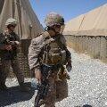 Kaitsevägi saatis Afganistani järjekordse eriüksuse