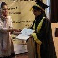 Afganistani ämmaemandad saavad kätte Eesti e-õppe tunnistused