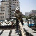 Ehitustööline Gazas