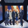 """""""Pealtnägija"""" meeskonda kuulub sellest sügisest Anna Gavronski. (vasakult teine). Saatejuhtidea jätkavad Roald Johannson, Mihkel Kärmas, Piret Järvis ja Rasmus Kagge."""