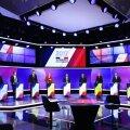 VIDEO: Prantsusmaa presidendikandidaadid kuulsid Pariisi tulistamisest televäitluse käigus