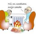 Karikaturist Heiki Maibergi 2018. aasta karikatuurid Maalehes