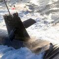 ФОТО | В Японии военная подлодка столкнулась с коммерческим судном